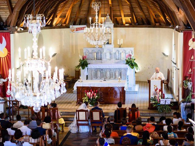 Le mariage de Pierre-Alain et Elodie à Les Trois-Îlets, Martinique 26
