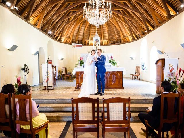 Le mariage de Pierre-Alain et Elodie à Les Trois-Îlets, Martinique 27
