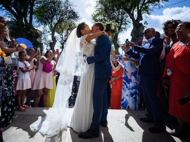 Le mariage de Pierre-Alain et Elodie à Les Trois-Îlets, Martinique 30
