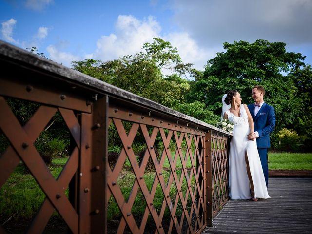 Le mariage de Pierre-Alain et Elodie à Les Trois-Îlets, Martinique 31