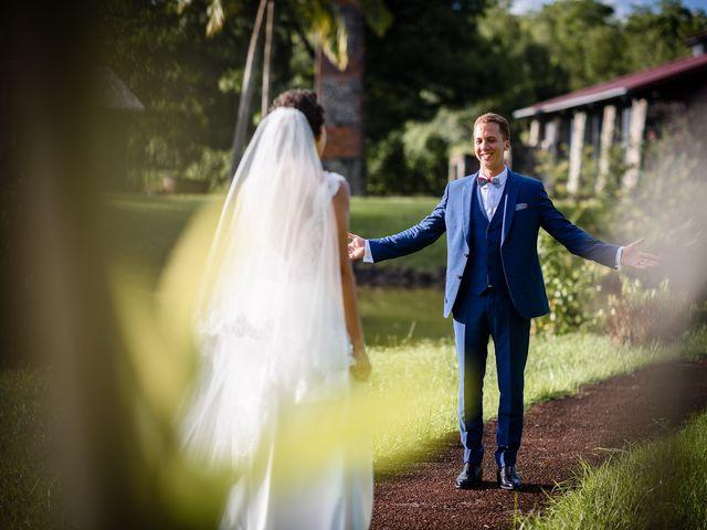 Le mariage de Pierre-Alain et Elodie à Les Trois-Îlets, Martinique 34