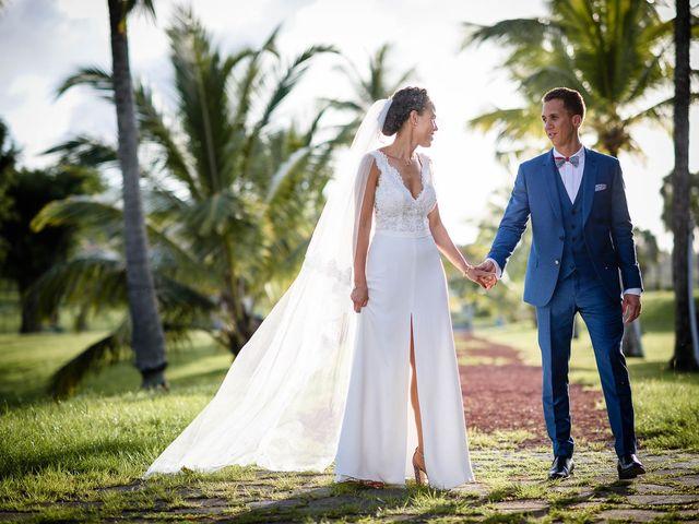 Le mariage de Pierre-Alain et Elodie à Les Trois-Îlets, Martinique 37