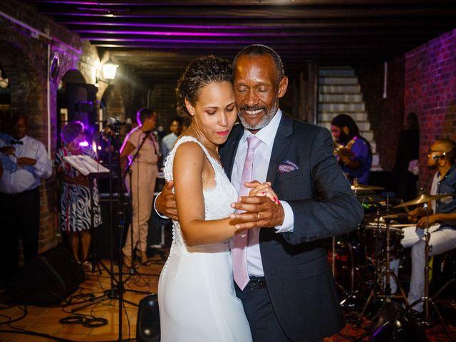 Le mariage de Pierre-Alain et Elodie à Les Trois-Îlets, Martinique 47