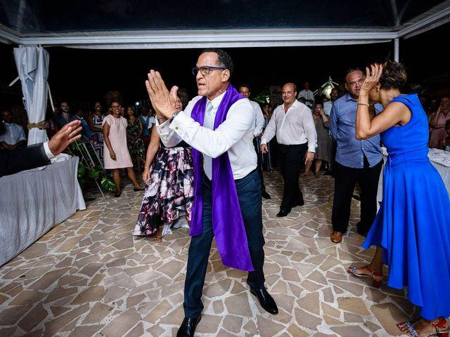 Le mariage de Pierre-Alain et Elodie à Les Trois-Îlets, Martinique 52
