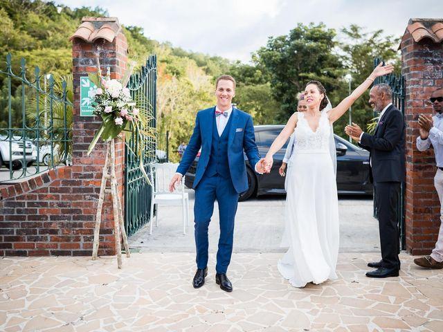 Le mariage de Pierre-Alain et Elodie à Les Trois-Îlets, Martinique 41