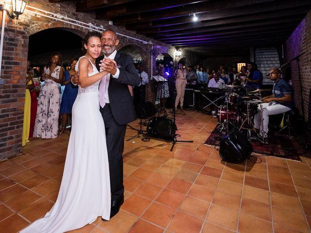 Le mariage de Pierre-Alain et Elodie à Les Trois-Îlets, Martinique 46