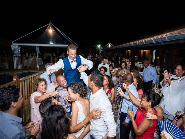 Le mariage de Pierre-Alain et Elodie à Les Trois-Îlets, Martinique 56