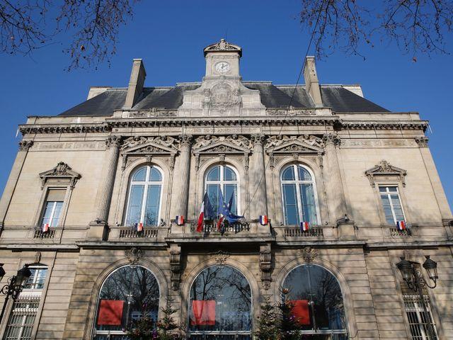 Le mariage de Gérard et Dianne à Paris, Paris 13