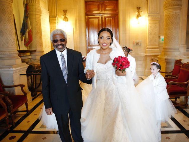 Le mariage de Gérard et Dianne à Paris, Paris 15