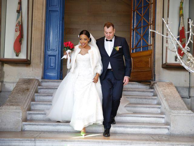 Le mariage de Gérard et Dianne à Paris, Paris 19