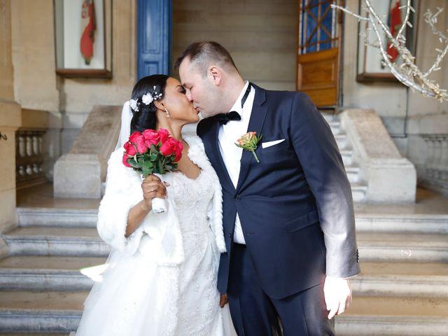 Le mariage de Gérard et Dianne à Paris, Paris 20