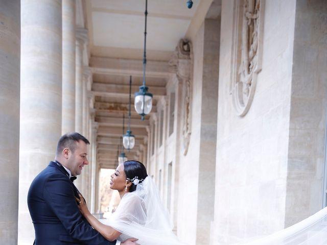 Le mariage de Gérard et Dianne à Paris, Paris 21