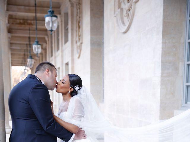 Le mariage de Gérard et Dianne à Paris, Paris 22
