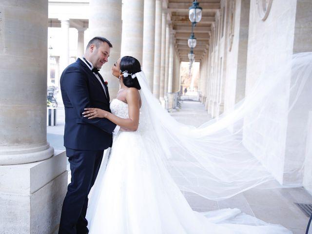 Le mariage de Gérard et Dianne à Paris, Paris 23
