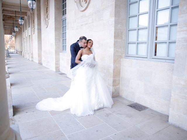 Le mariage de Gérard et Dianne à Paris, Paris 24
