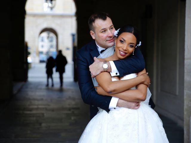 Le mariage de Gérard et Dianne à Paris, Paris 25