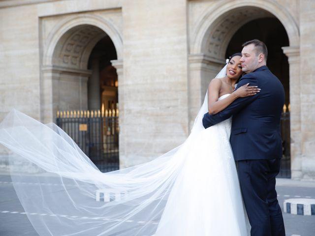 Le mariage de Gérard et Dianne à Paris, Paris 26