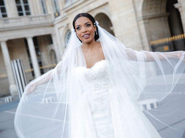 Le mariage de Gérard et Dianne à Paris, Paris 27