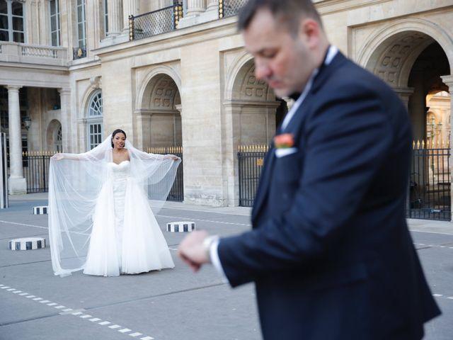 Le mariage de Gérard et Dianne à Paris, Paris 29