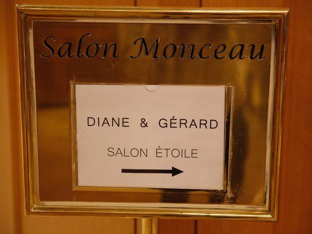 Le mariage de Gérard et Dianne à Paris, Paris 30