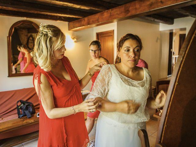 Le mariage de Loïc et Célia à Vénosc, Isère 8