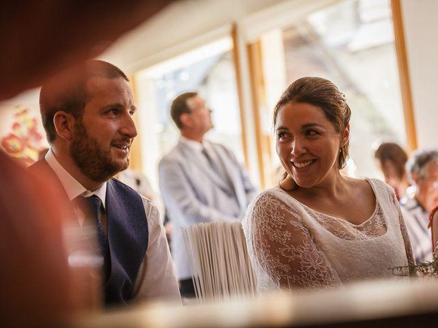 Le mariage de Loïc et Célia à Vénosc, Isère 16