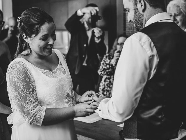 Le mariage de Loïc et Célia à Vénosc, Isère 18