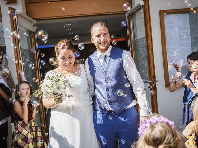 Le mariage de Loïc et Célia à Vénosc, Isère 21