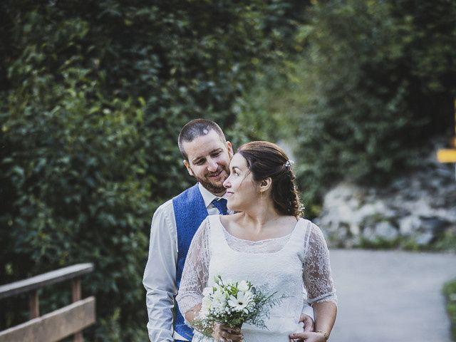 Le mariage de Loïc et Célia à Vénosc, Isère 28