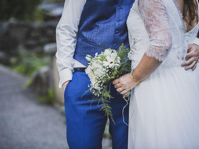 Le mariage de Loïc et Célia à Vénosc, Isère 32