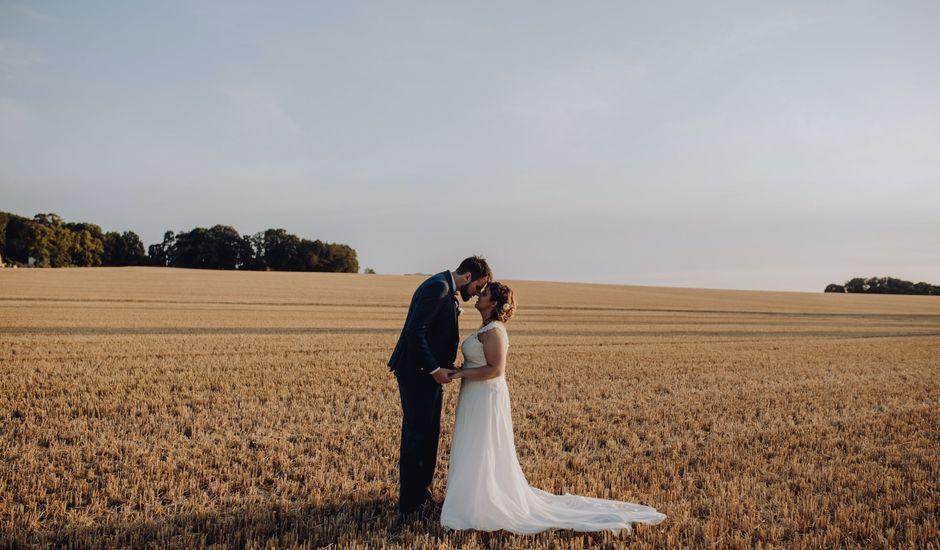 Le mariage de Sylvain et Charline à Faverolles, Eure-et-Loir