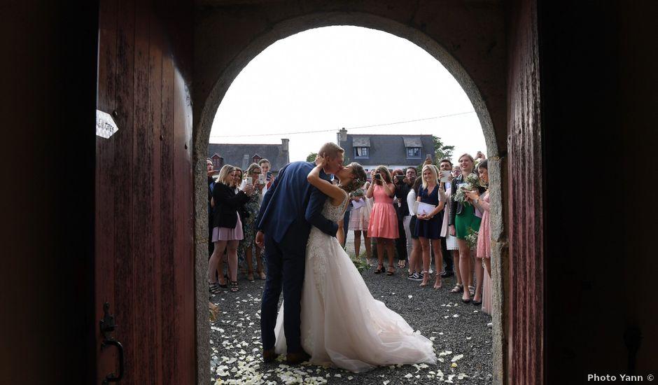 Le mariage de Ewen et Marine à Ploubazlanec, Côtes d'Armor