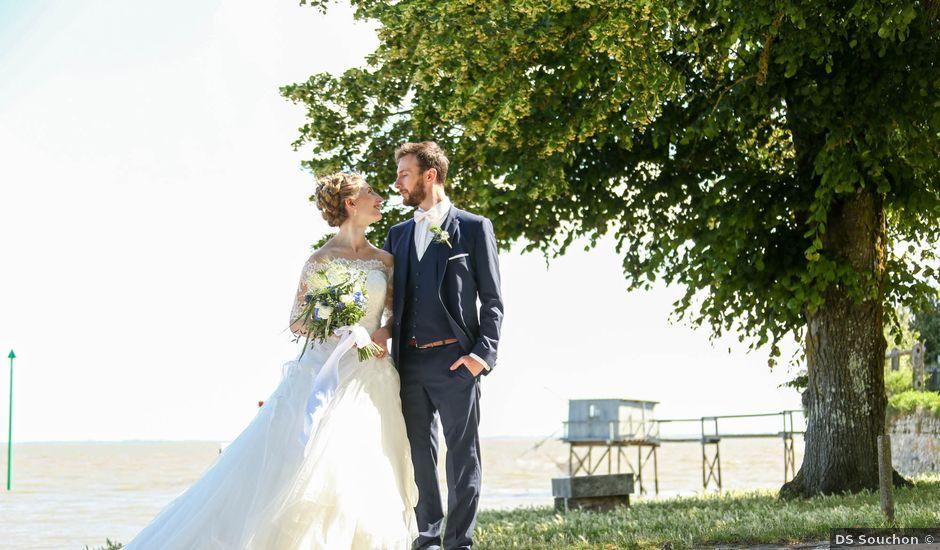 Le mariage de Thibaut et Mathilde à Vaux-sur-Mer, Charente Maritime