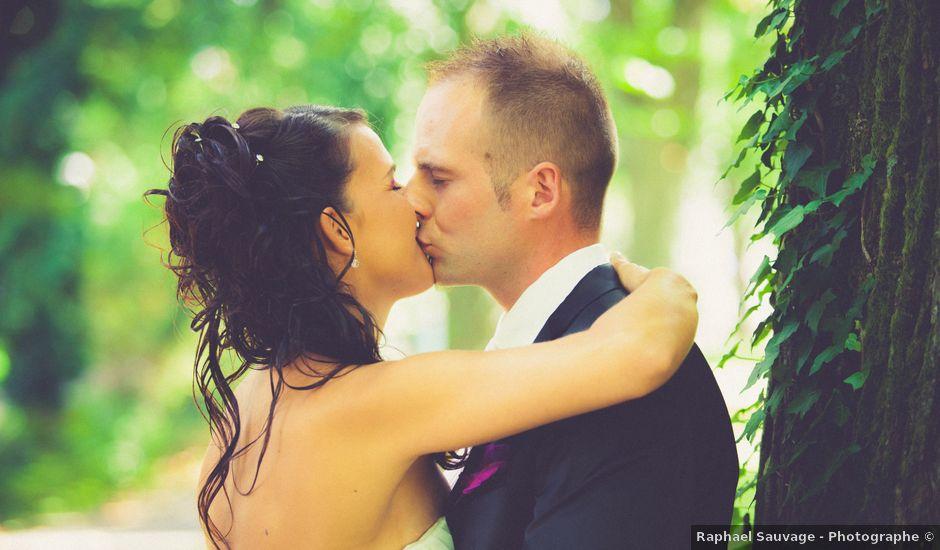 Le mariage de Mickael et Audrey à Wissembourg, Bas Rhin