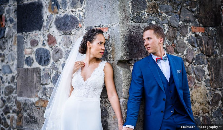 Le mariage de Pierre-Alain et Elodie à Les Trois-Îlets, Martinique
