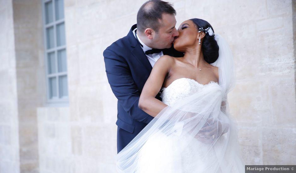 Le mariage de Gérard et Dianne à Paris, Paris
