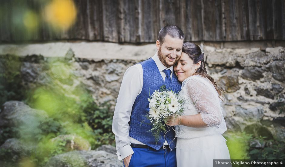 Le mariage de Loïc et Célia à Vénosc, Isère