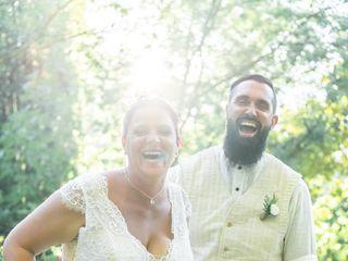 Le mariage de Vanessa et Fabian 1