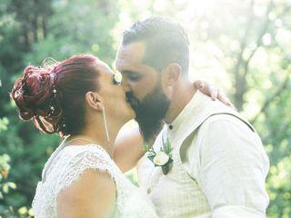 Le mariage de Vanessa et Fabian