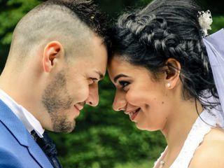 Le mariage de Benjamin et Hayet