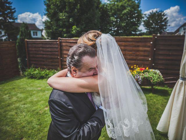 Le mariage de Jérémy et Ingrid à Solesmes, Nord 12