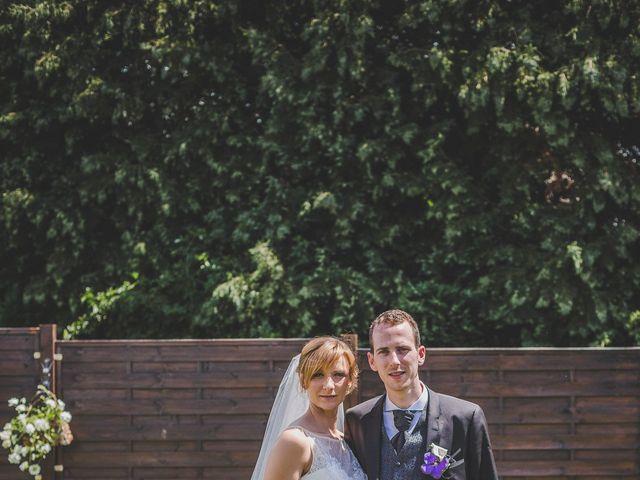 Le mariage de Jérémy et Ingrid à Solesmes, Nord 17