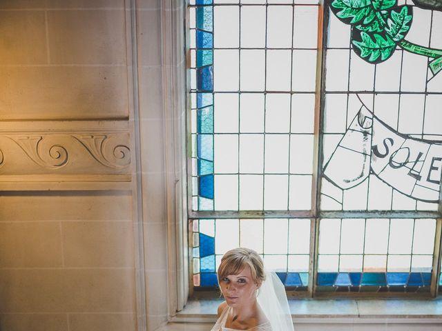 Le mariage de Jérémy et Ingrid à Solesmes, Nord 19