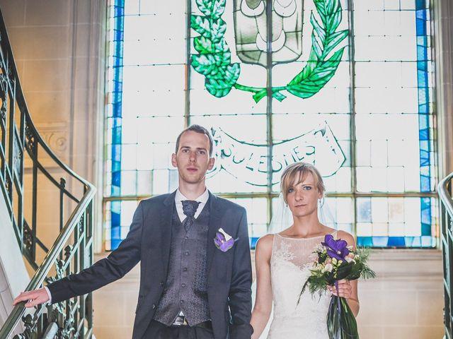 Le mariage de Jérémy et Ingrid à Solesmes, Nord 23