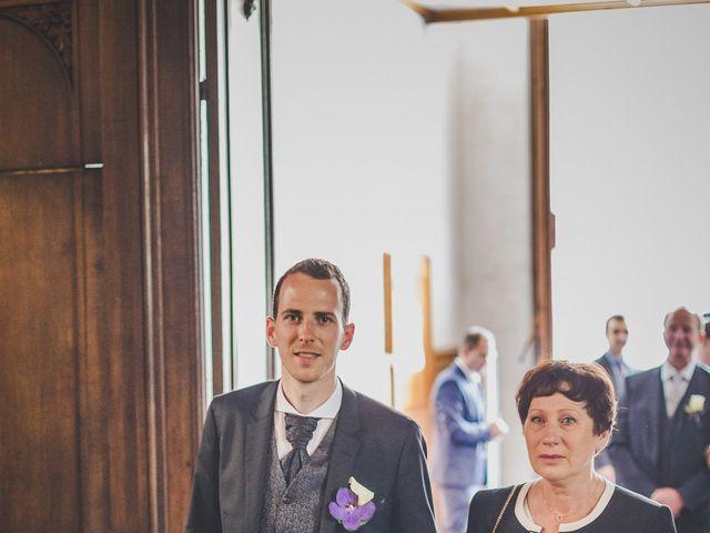 Le mariage de Jérémy et Ingrid à Solesmes, Nord 25