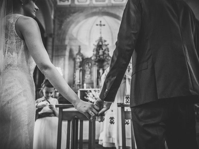Le mariage de Jérémy et Ingrid à Solesmes, Nord 28