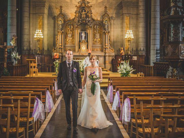 Le mariage de Jérémy et Ingrid à Solesmes, Nord 31