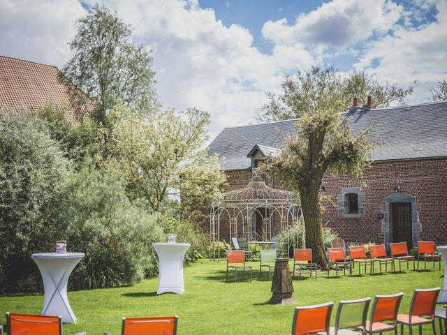 Le mariage de Jérémy et Ingrid à Solesmes, Nord 32