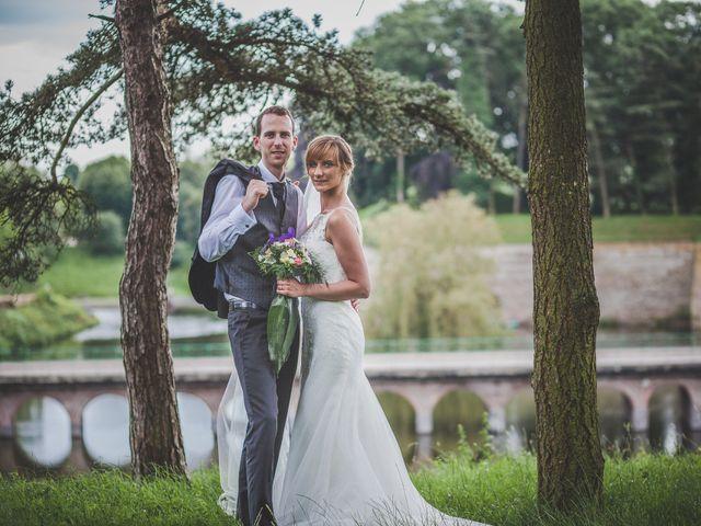 Le mariage de Jérémy et Ingrid à Solesmes, Nord 36