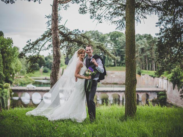 Le mariage de Jérémy et Ingrid à Solesmes, Nord 37